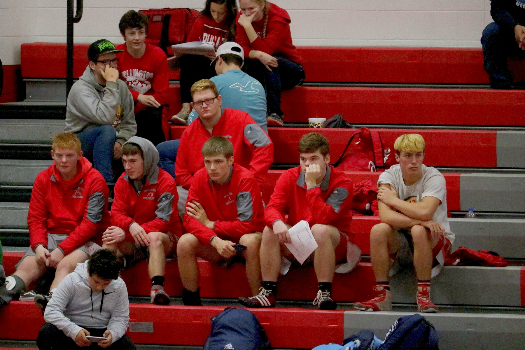 WHS Wrestling Invitational 120917