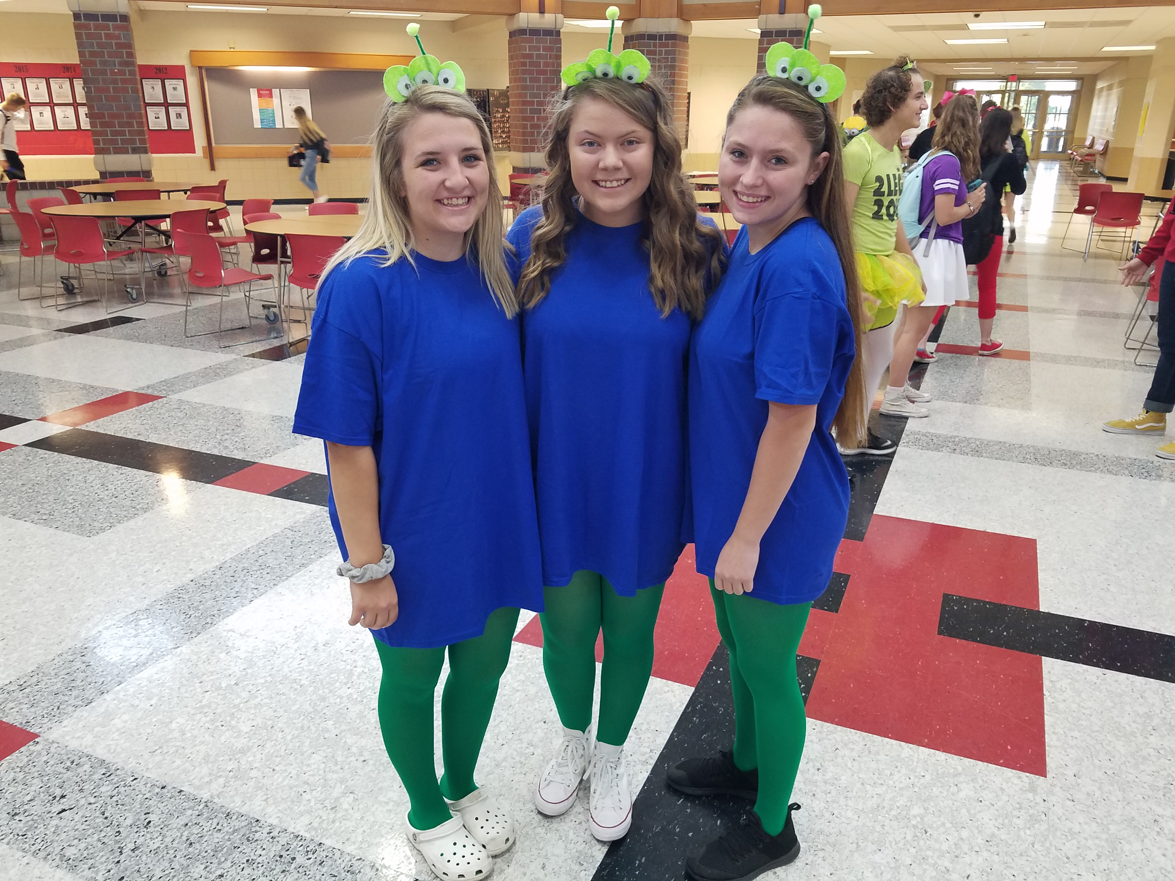 Spirit Week Tuesday - Disney Characters