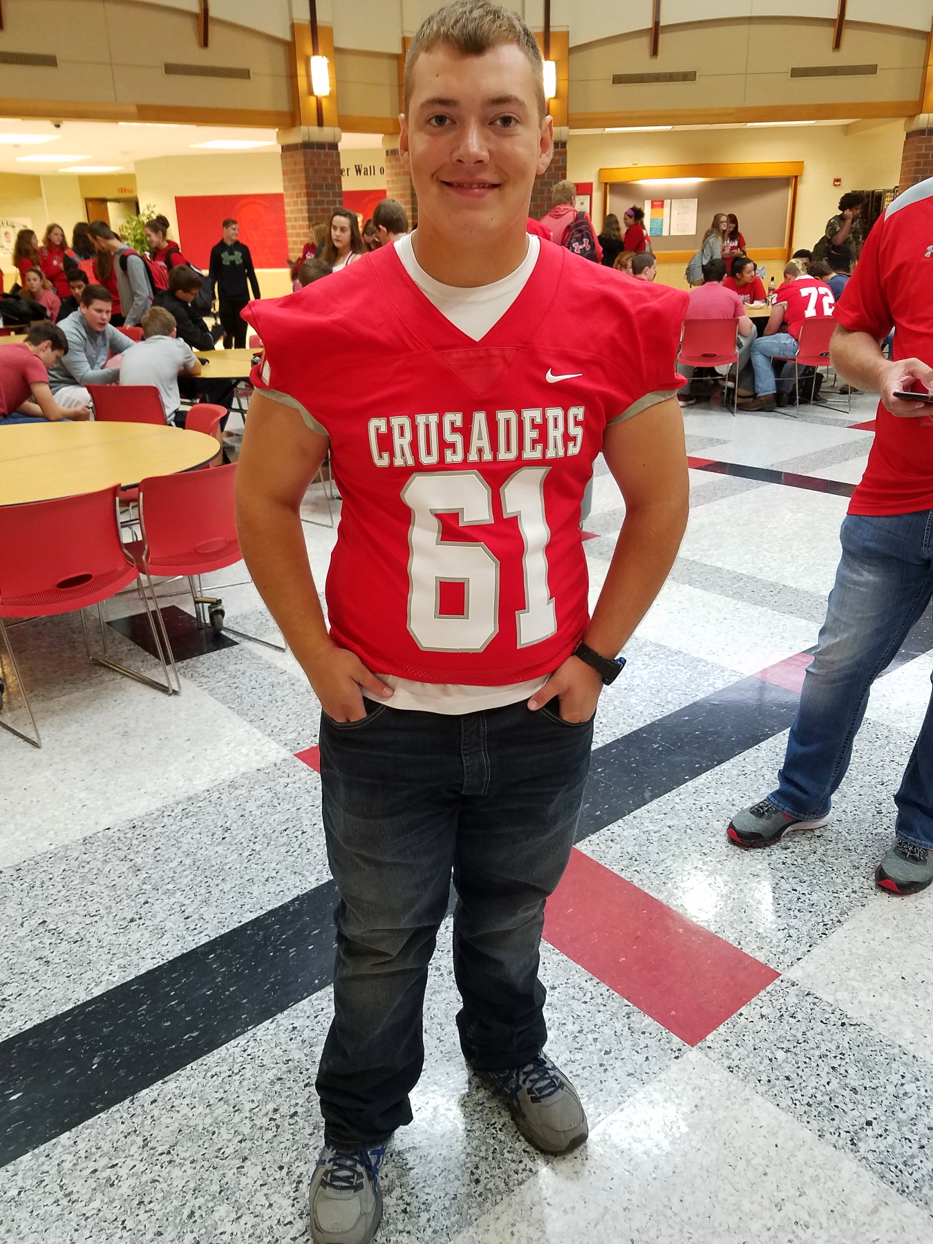 Spirit Week Friday - Cody Metz