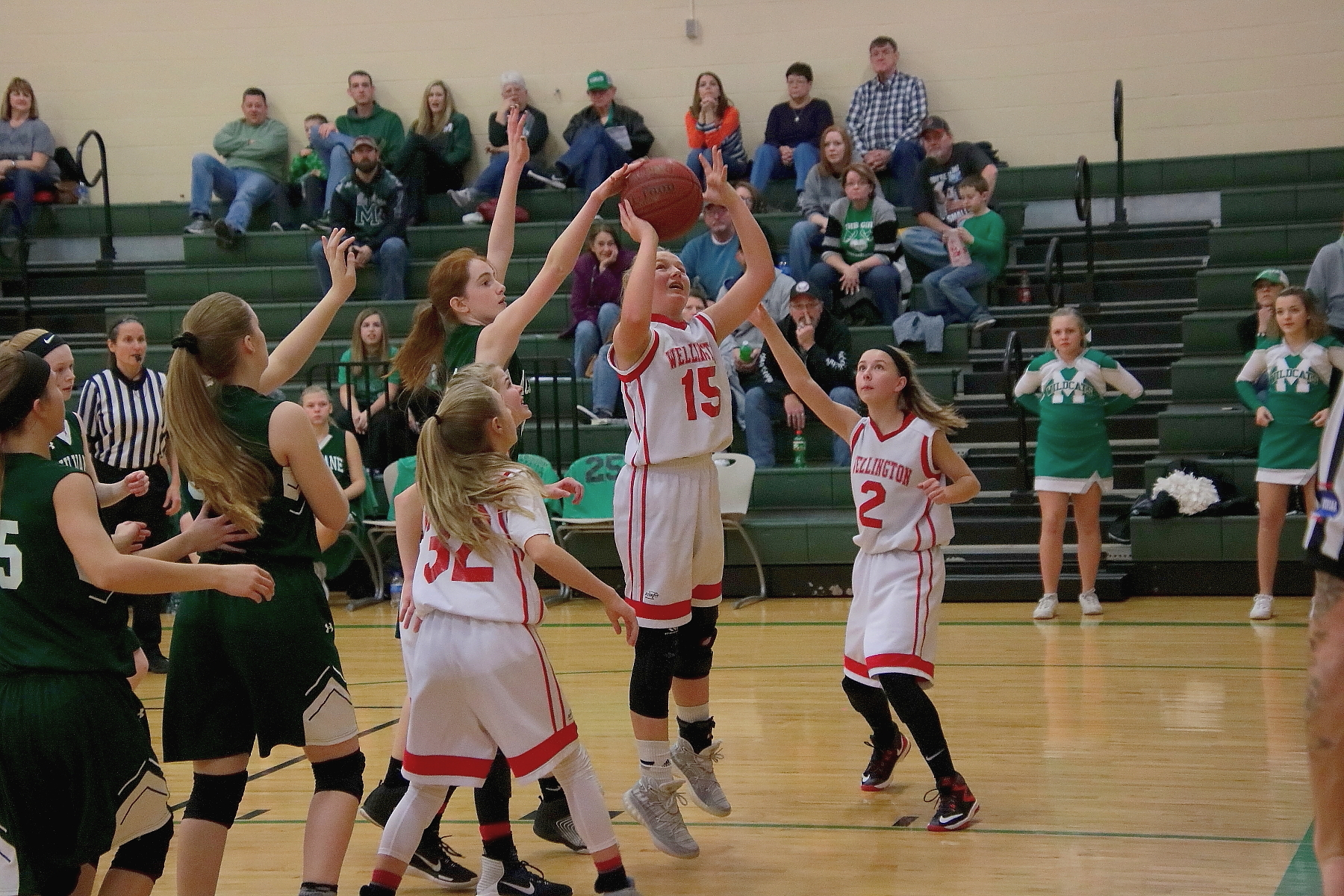 WMS 7th Grade Lady Knights