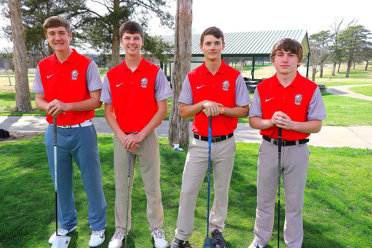 Crusader Boys Golf 2018
