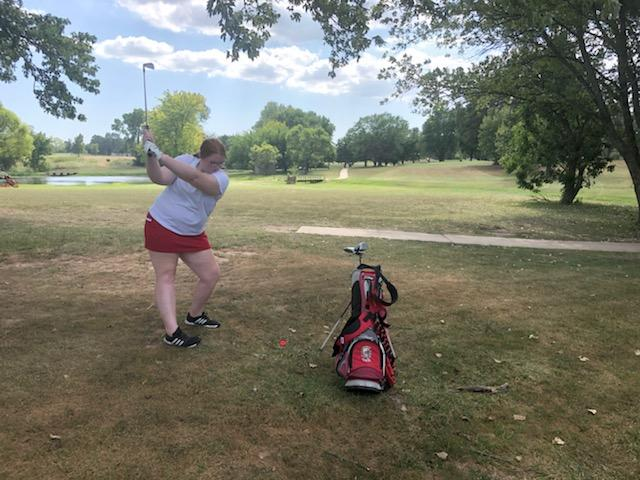 Lady Crusader Golf