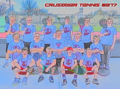 WHS BOYS TENNIS 2017