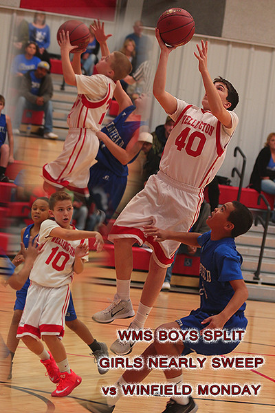 WMS Boys Basketball