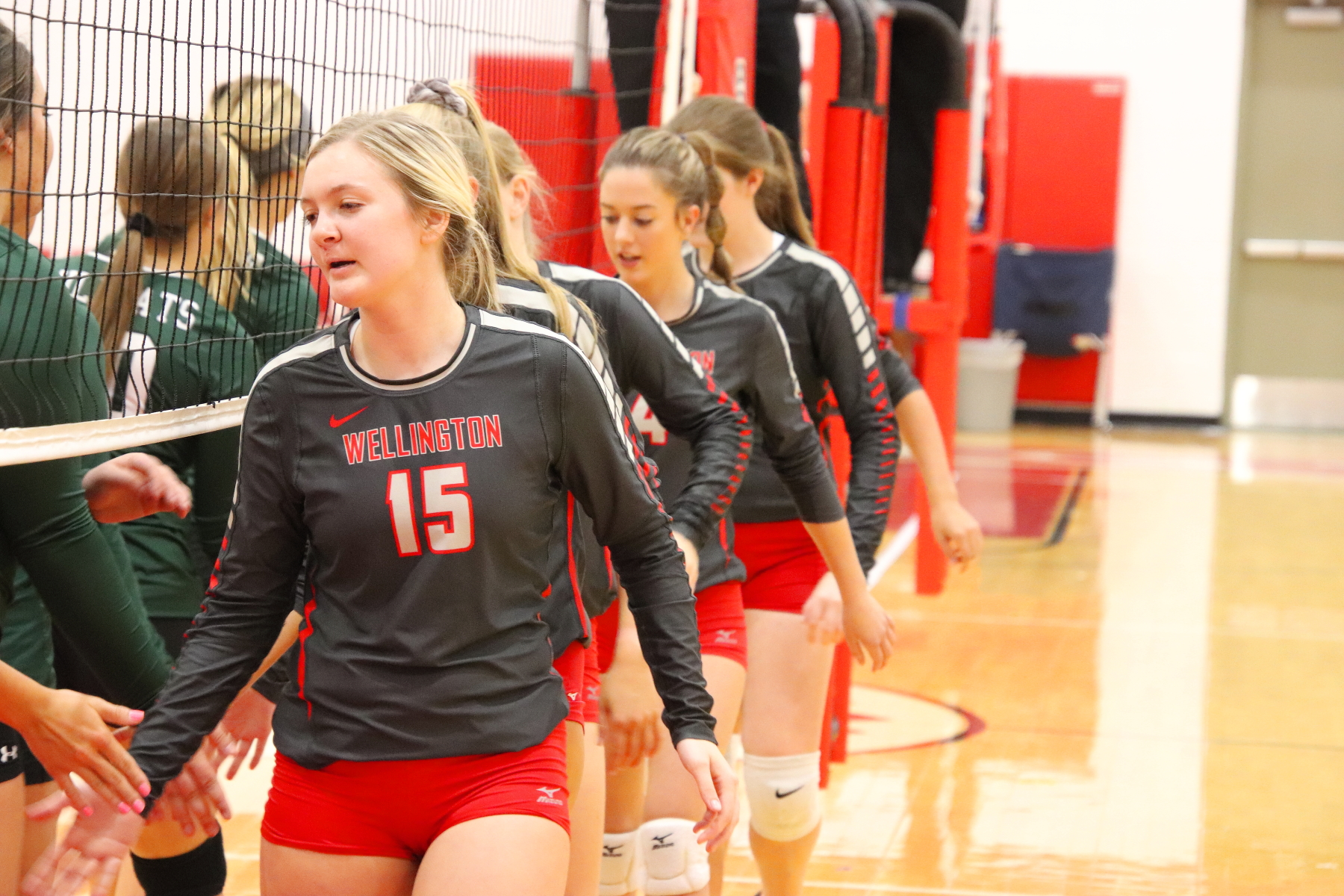 WHS Volleyball 2018 Home Triangular 082818