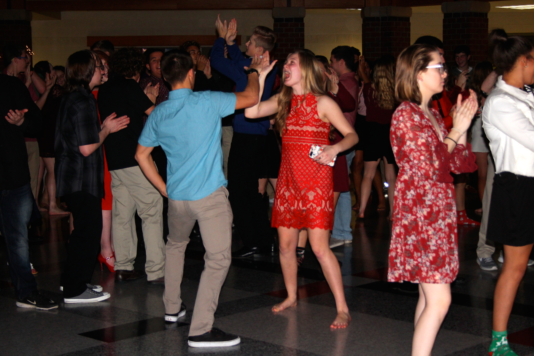 NHS Winter Formal Dance 2017