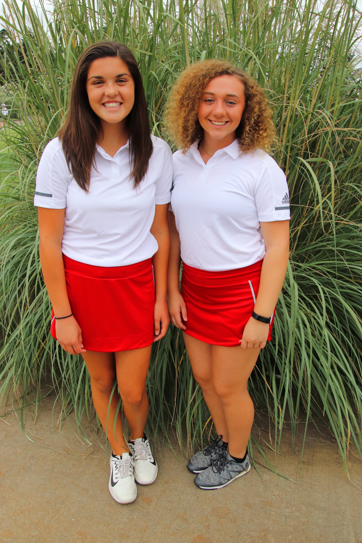 WHS Girls Golf 2018 Team