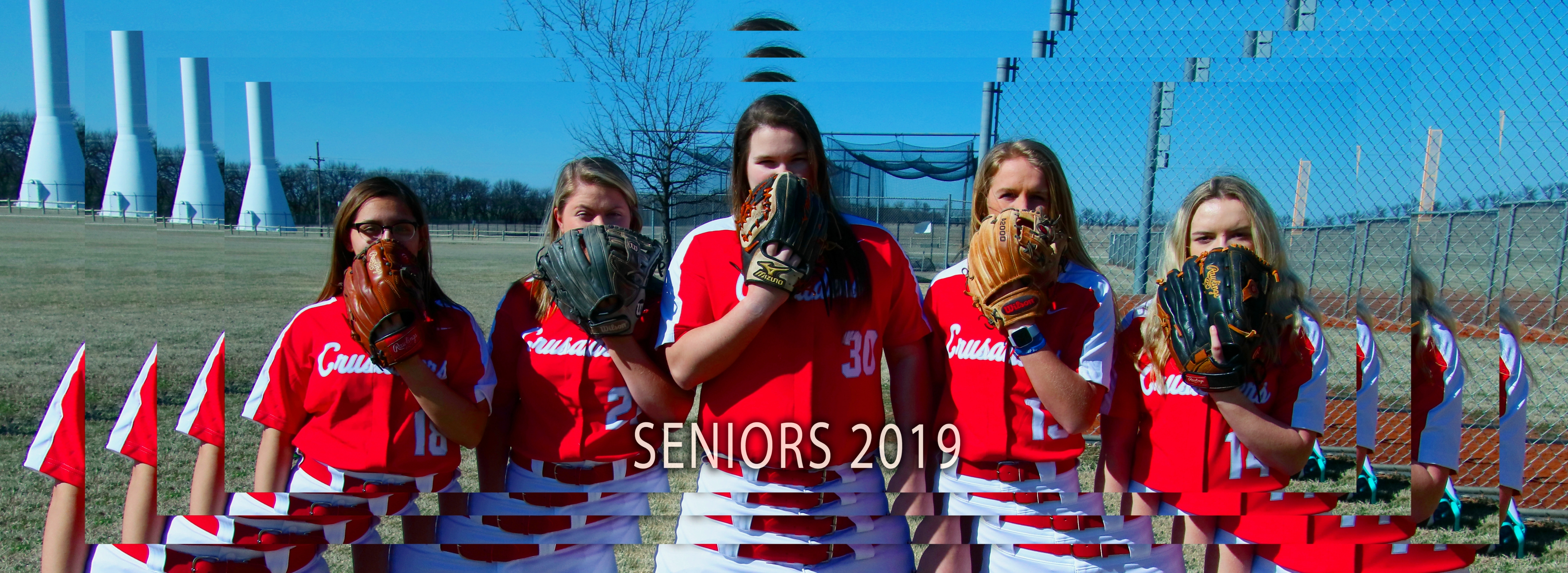 Lady Crusader Seniors