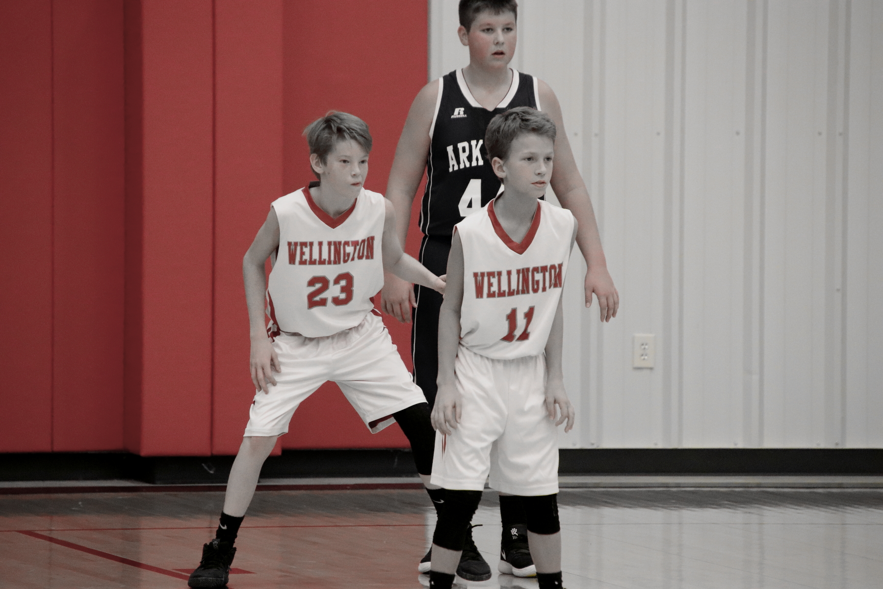 7th Grade Knights Basketball