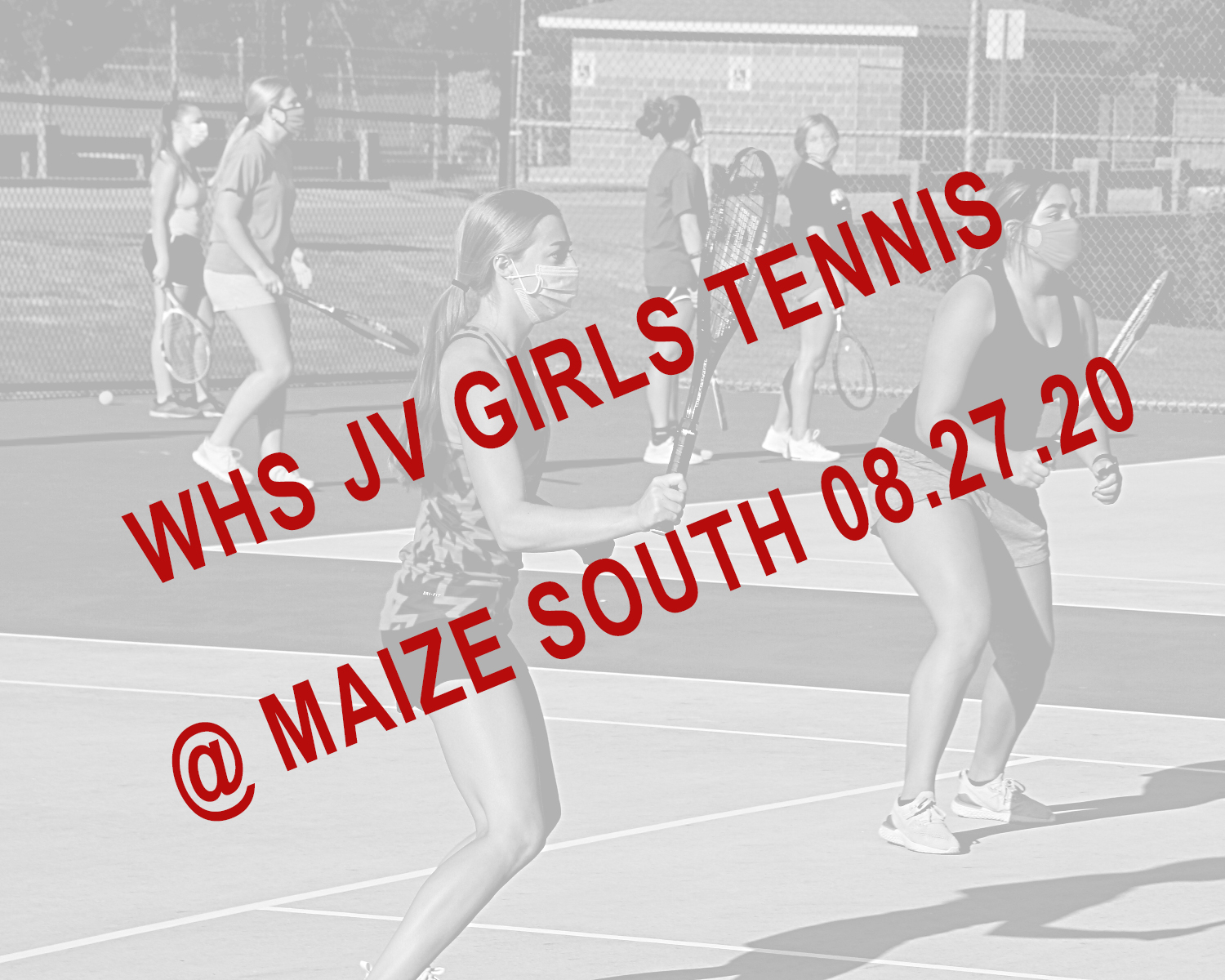 JV Girls @ Maize South