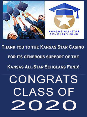kansas all-star scholars fund 2020 promo