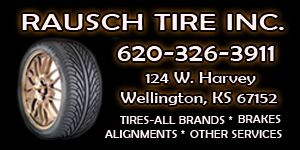Rausch Tire Advertisement