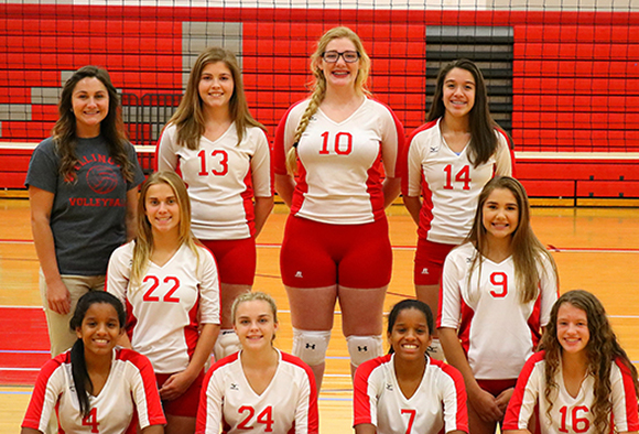 Freshman Volleyball 2017
