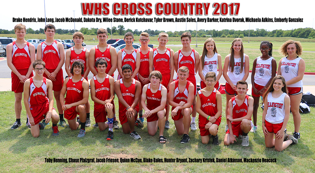 WHS Cross Country 2017