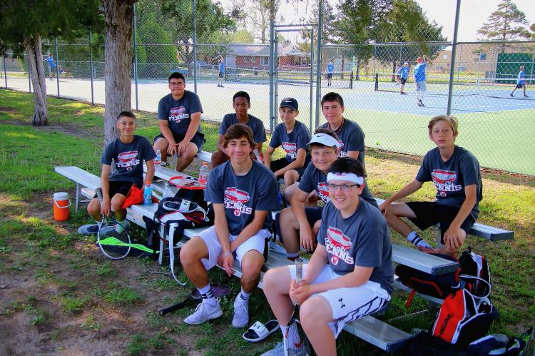 Pioneer League Tennis Tournament