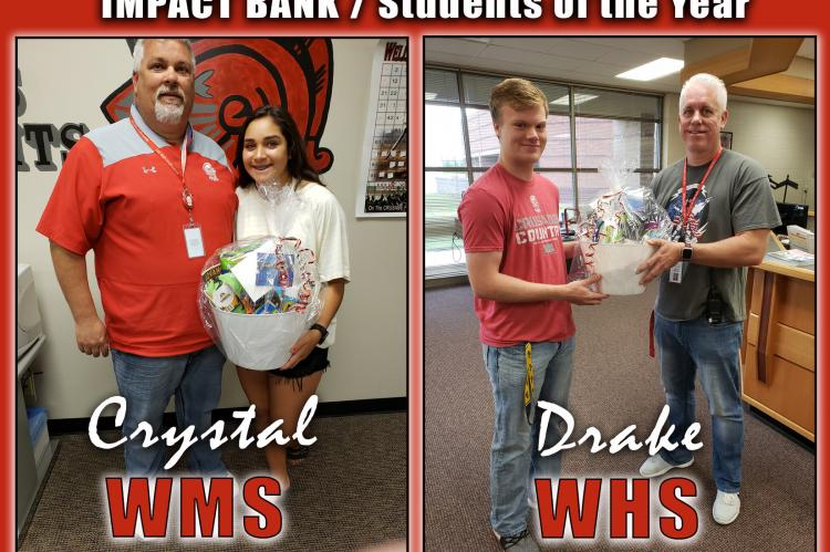 Impact Bank Students of the Year