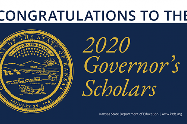 Governor's Scholars 2020