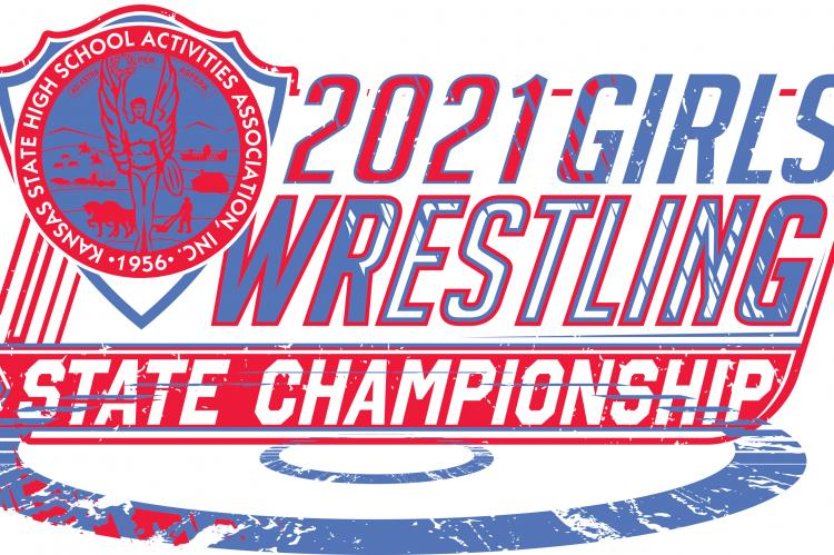 Girls State Wrestling Logo