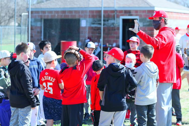 Youth Baseball Camp 2021