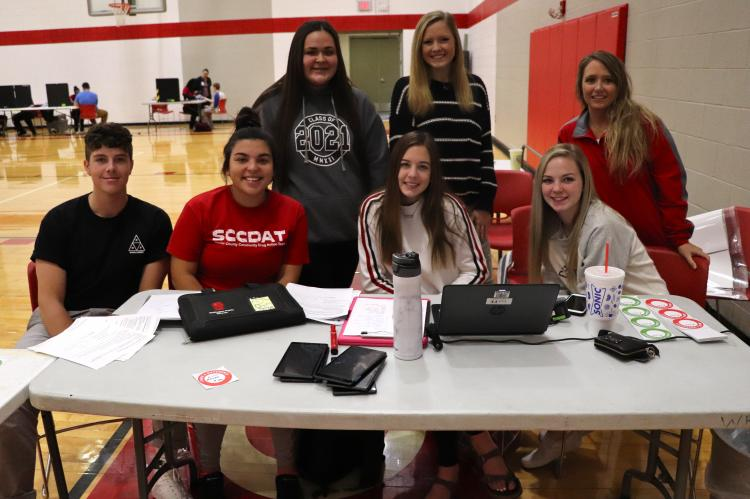 WHS NHS Blood Drive Nov 2019