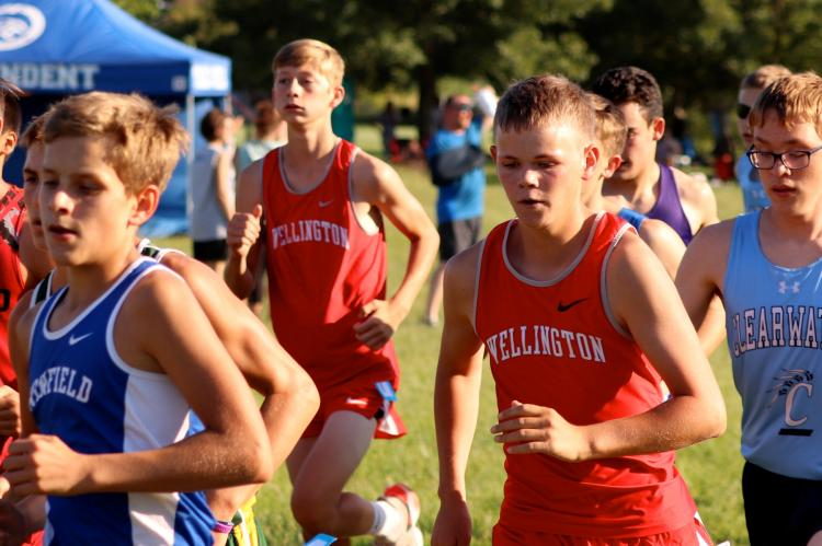 Clearwater Invite - Cross Country 2019