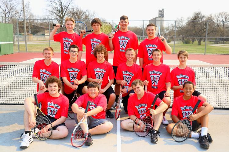 WHS 2018 Boys Tennis