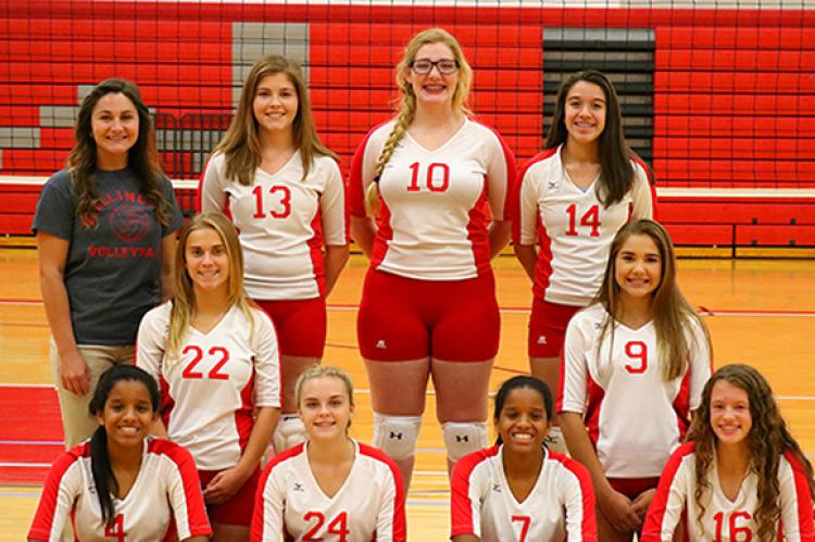 WHS Freshman Volleyball