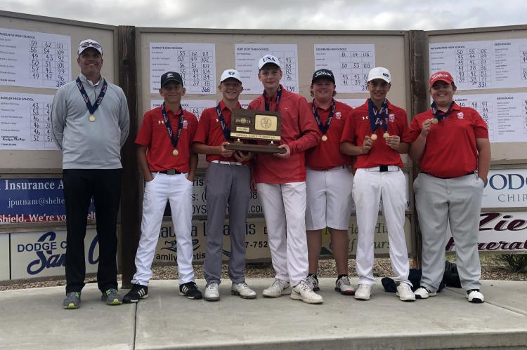2019 State 4A Runners-Up!