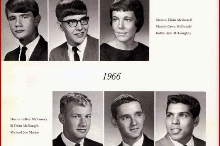 WHS Class of 1966