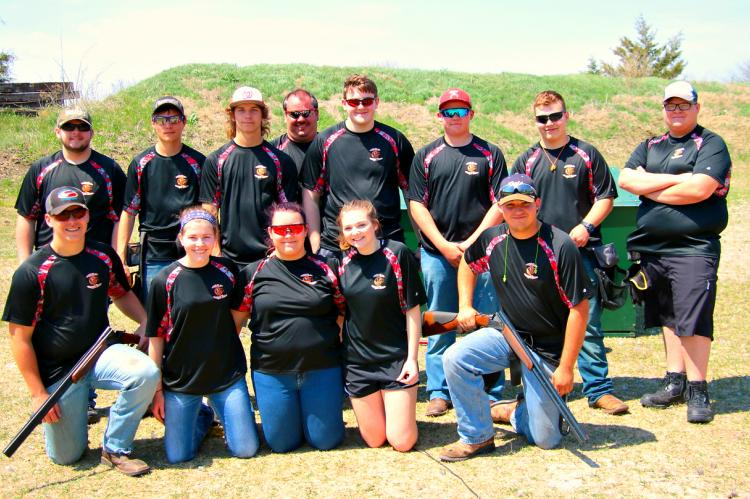 WHS Clay Target Team 2018