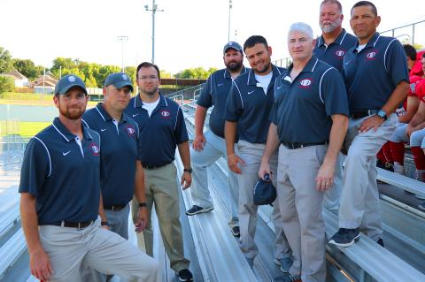 WHS Coaching Staff 2017