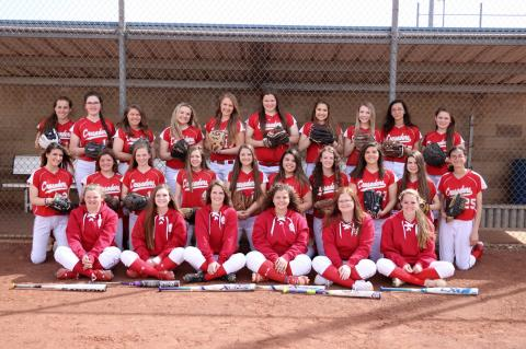 WHS Softball 2018