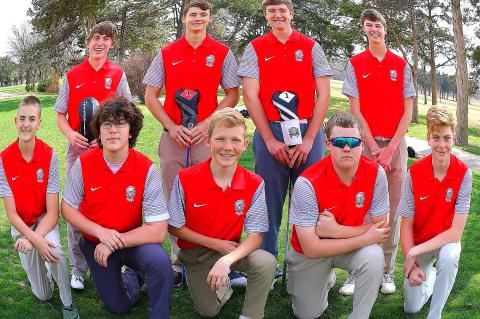 WHS BOYS GOLF 2018