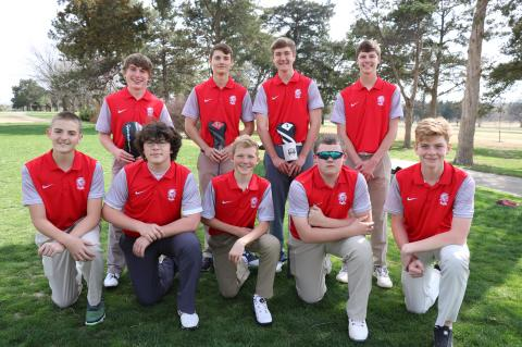 WHS Crusader Golf 2018