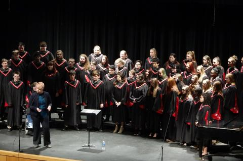 Crusader Choir