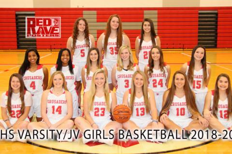 Girls Varsity-JV Basketball