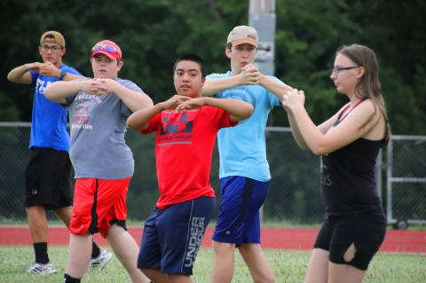 WHS BAND CAMP SUMMER 2018