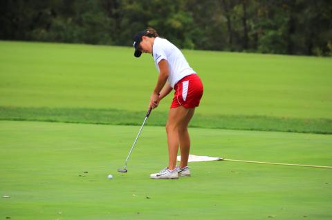 Payton Ginter - State Golfer 2nd year in a row...