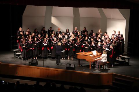 WMS/WHS Choir Concert