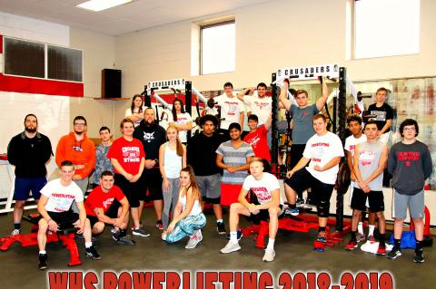 WHS Powerlifting Season Ends