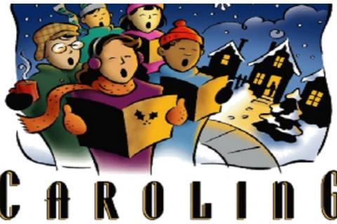 caroling WHS CHOIR