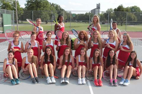 WHS Girls Tennis