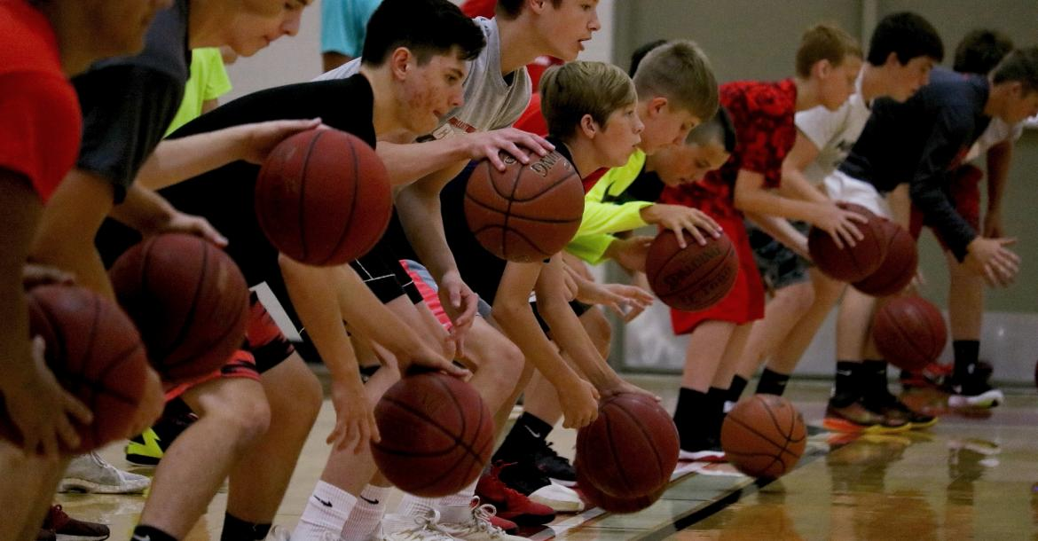 2018 Summer Boys Basketball Camps