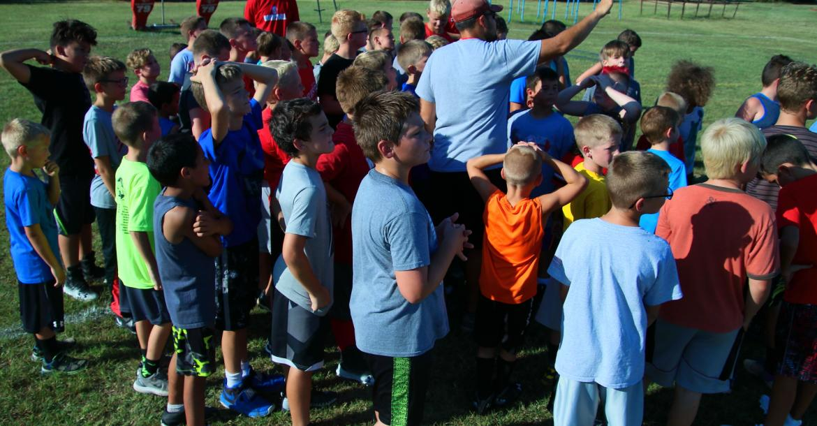 Youth Football Camp