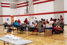 WHS NHS Blood Drive NOV 1, 2018
