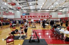 2nd Annual WHS Powerlifting Meet  011820