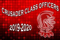 WHS Class Officers 2019-2020