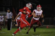Dustyn Schettler Leading Rusher