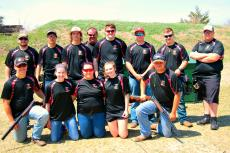 Spring 2018 WHS Clay Target Team
